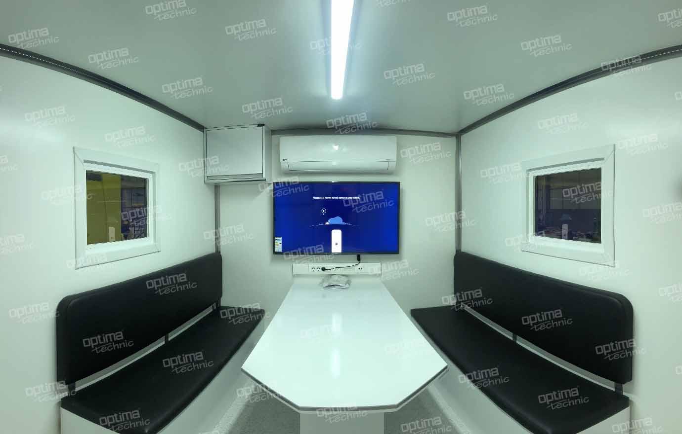 Mobile Command & Control Drawbar