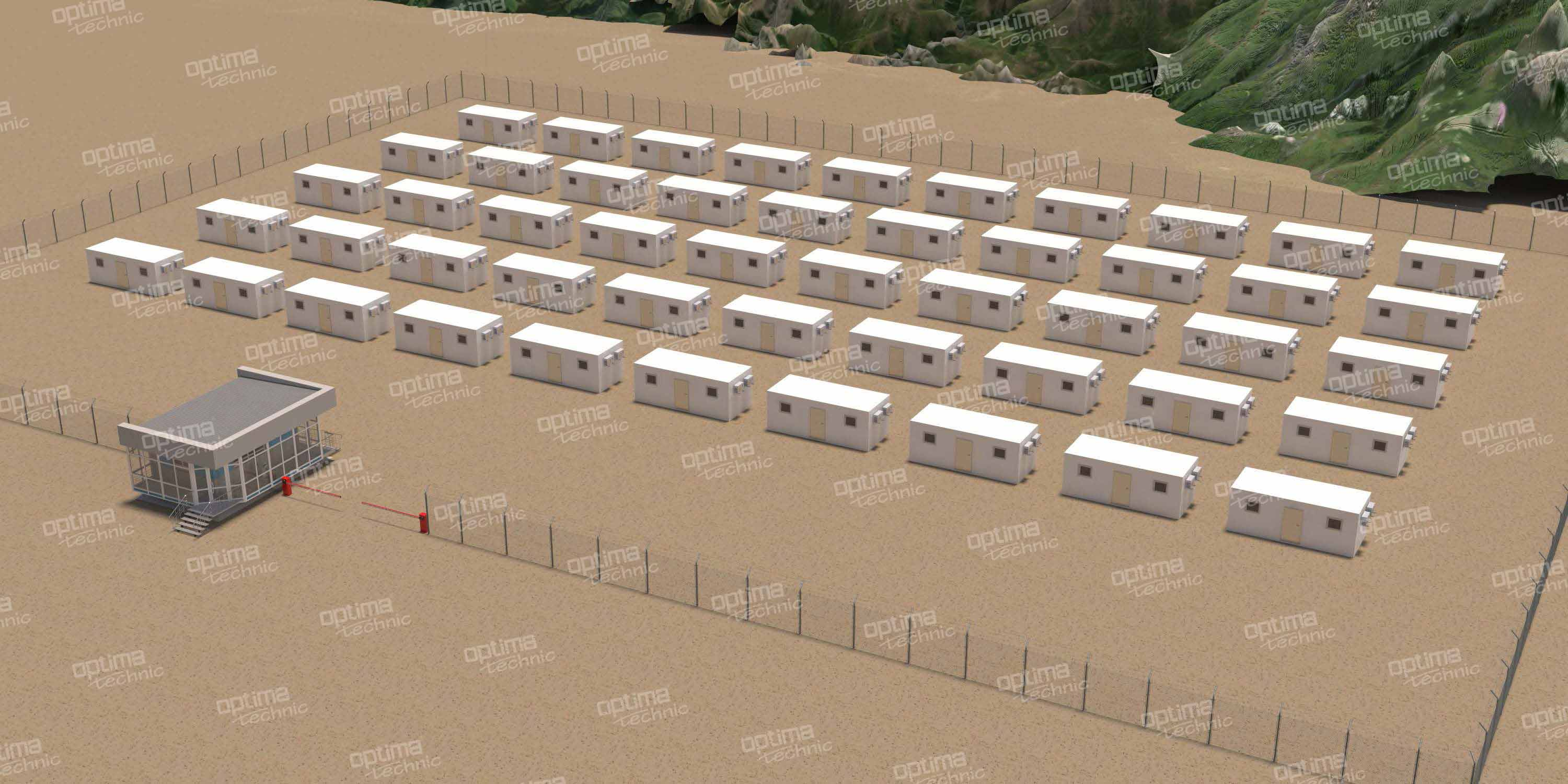 Project Based Field Hospitals