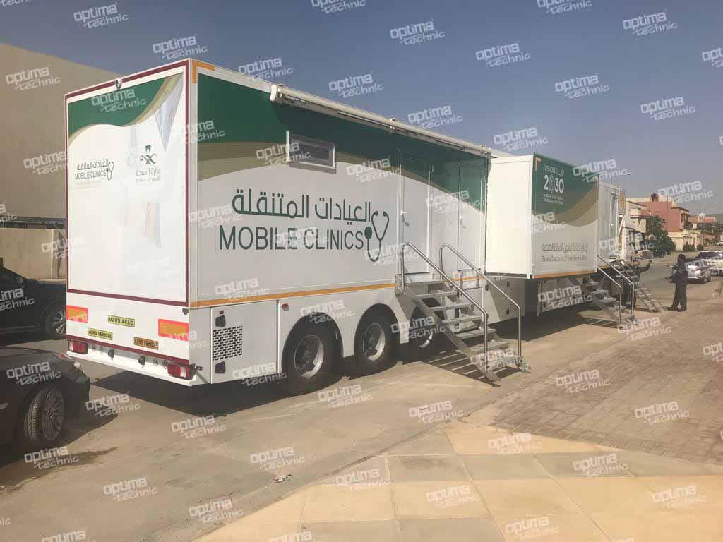 Mobile Emergency Care Hospital