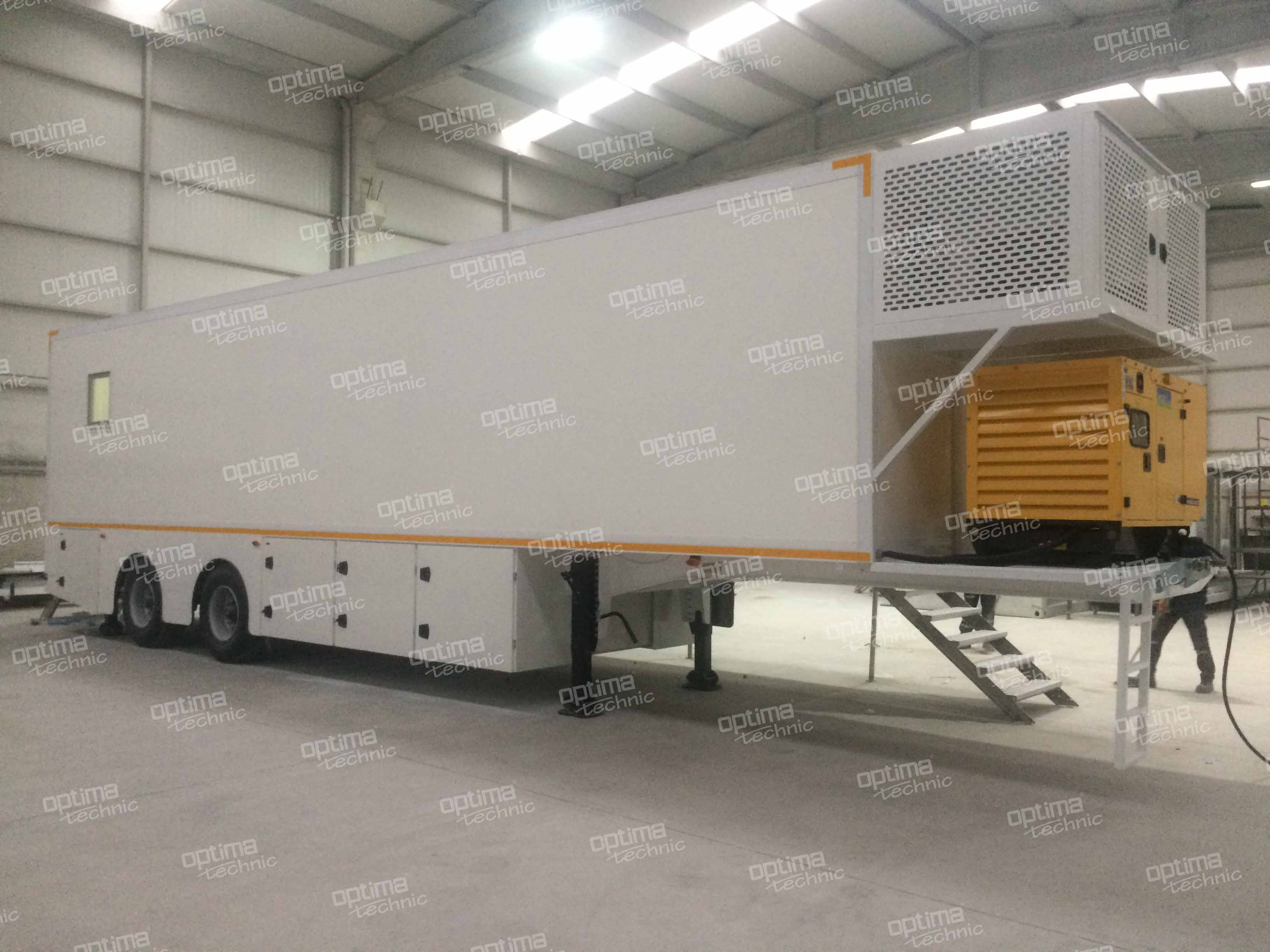 Mobile X-Ray & Gynecology Clinic