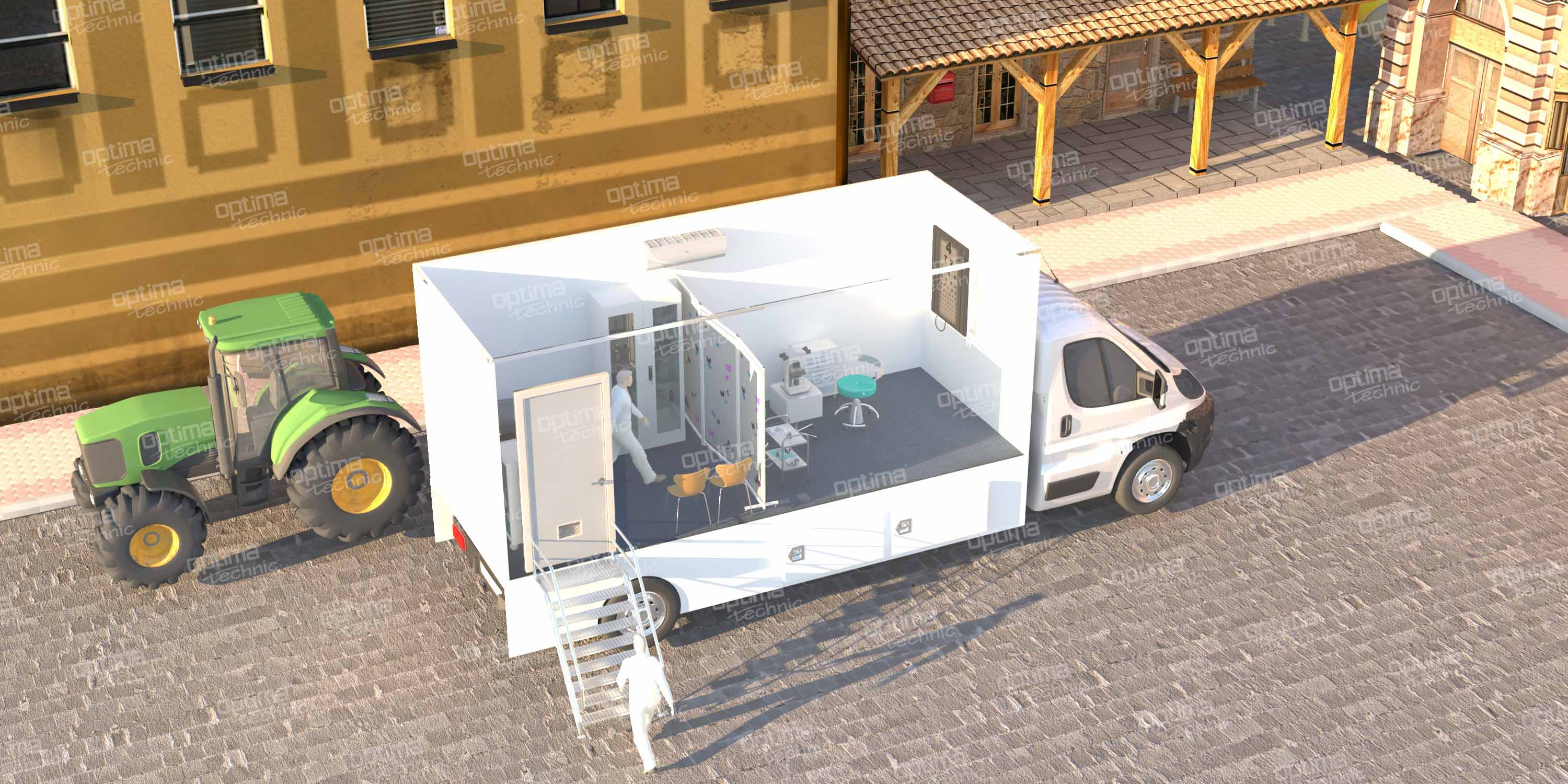 Mobile Ophthalmology Clinic