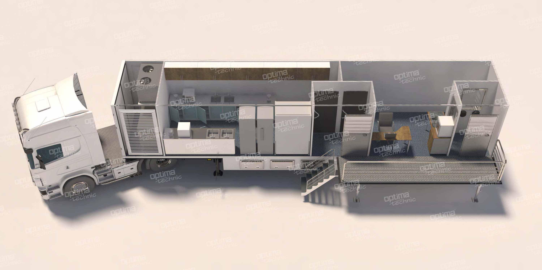Mobile COVID-19 Test Laboratory