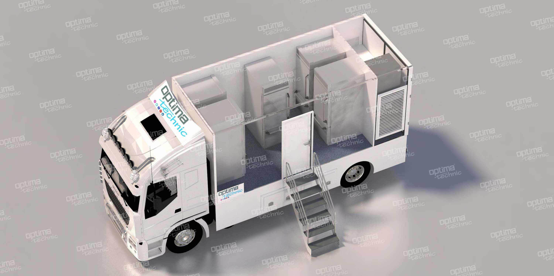 Mobile Vaccine Transport Unit