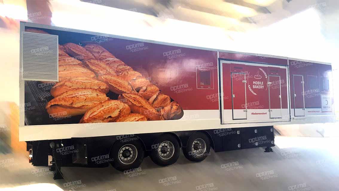 Mobile Bakery