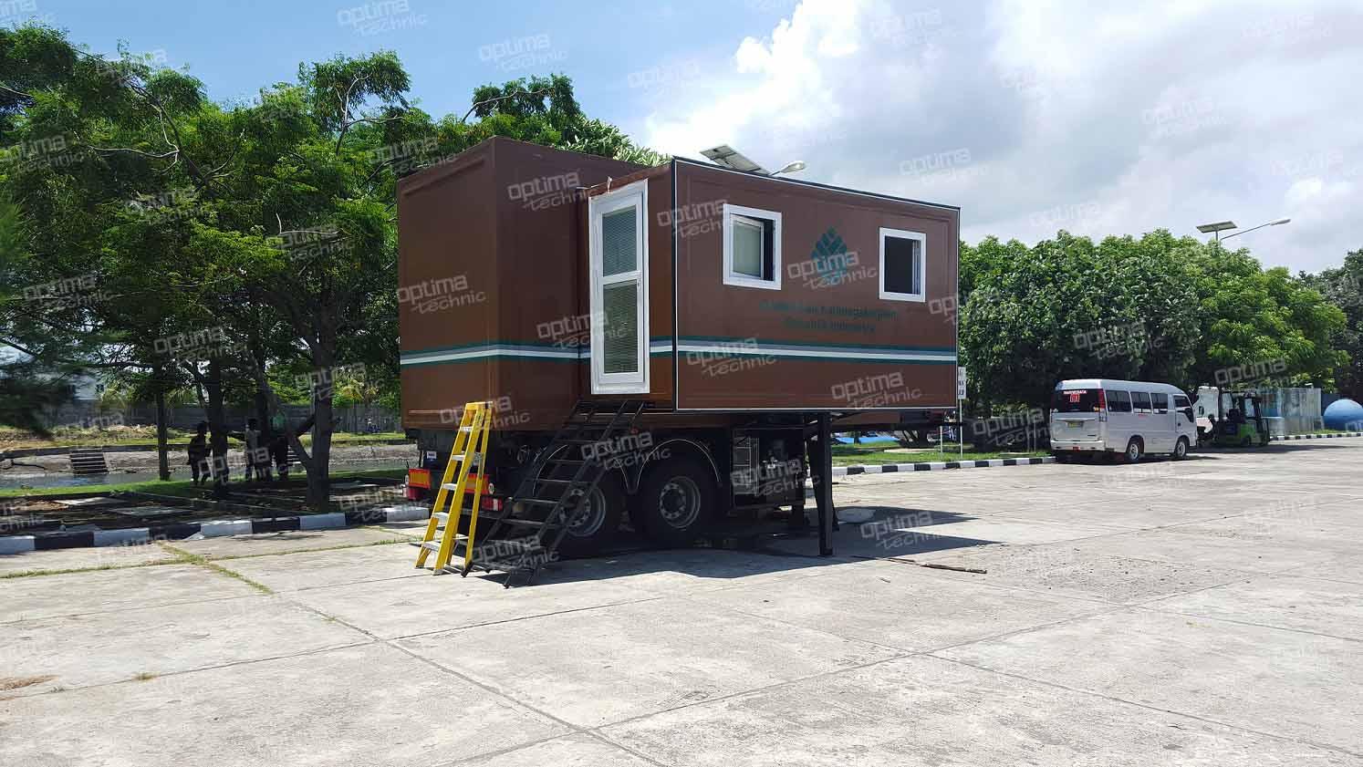 Mobile Training Unit
