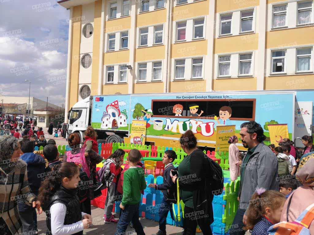 Mobile Kindergarten