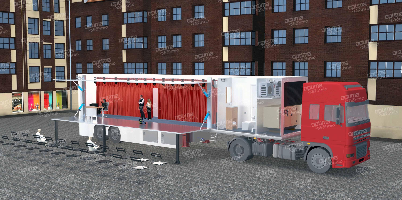 Mobile Theatre & Cinema