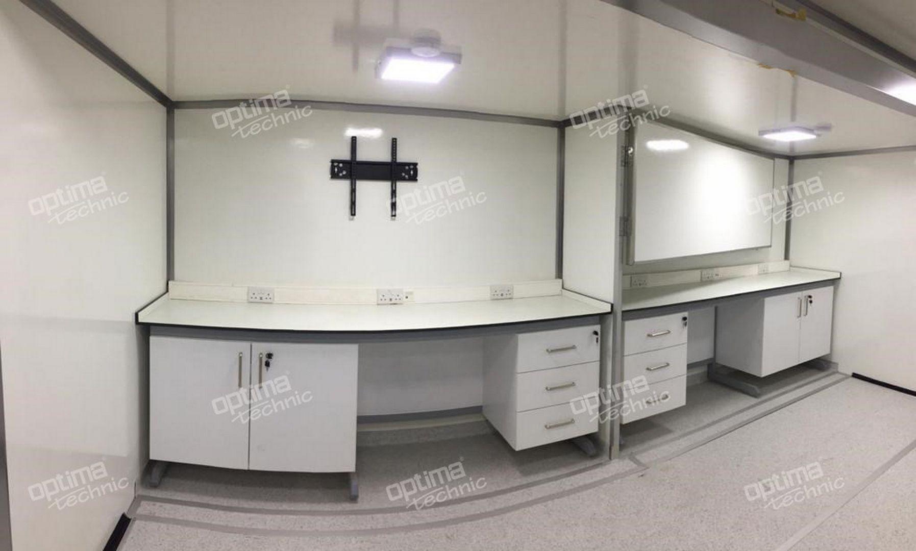 Mobile Criminal Investigation Laboratory