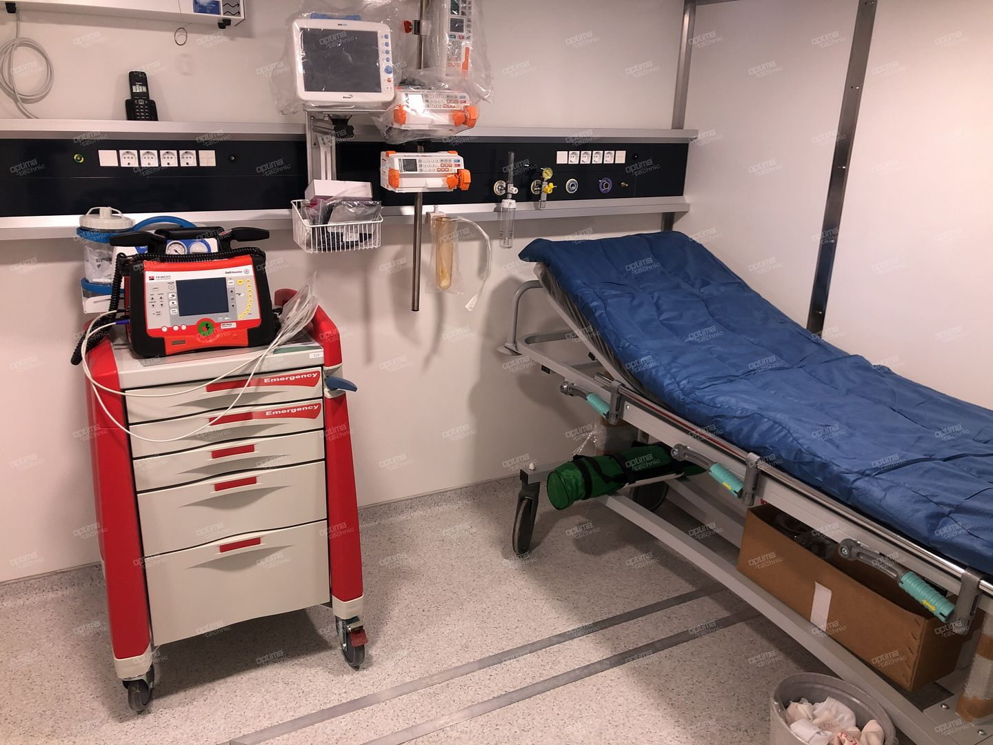 Military Field Hospitals - 50 Beds