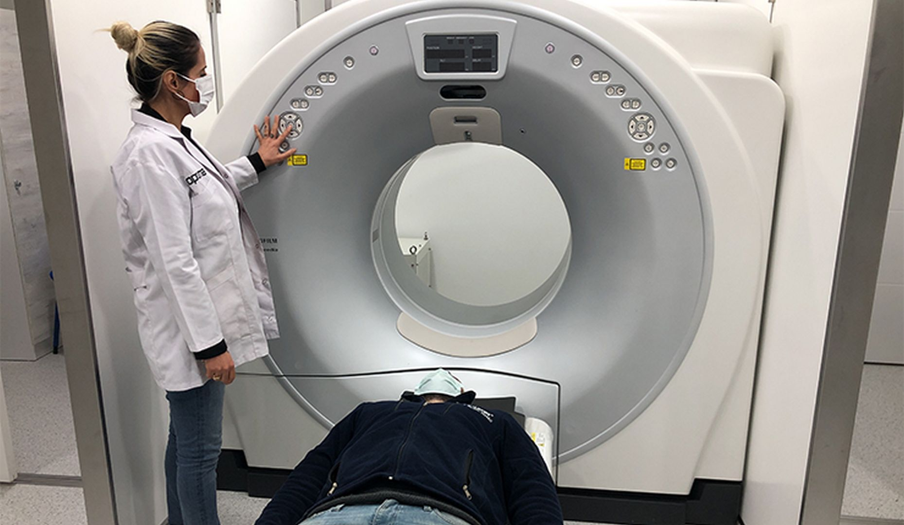 Mobile CT-Scan & MRI Clinic
